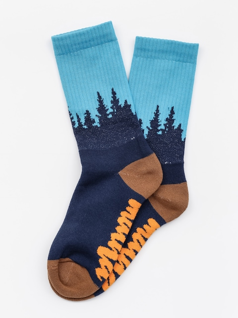 Malita Socks Forest (navy)