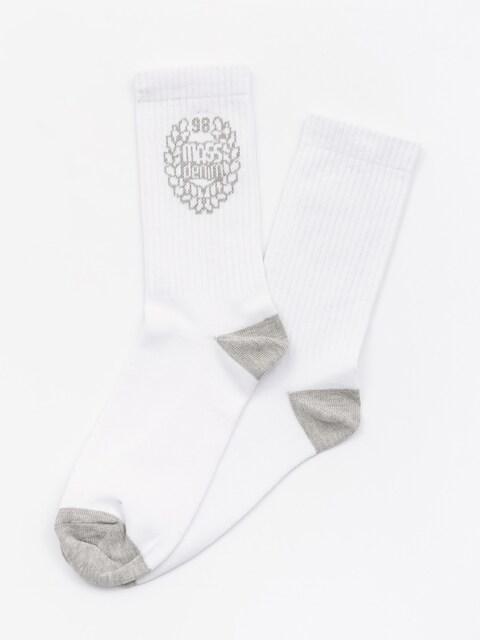 MassDnm Socken Base (white)