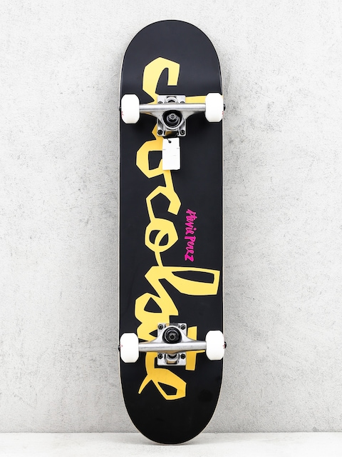 Chocolate Skateboard Perez Orig Chunk (black/gold)