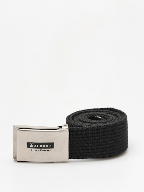 Nervous Belt Ghotic (black/silver)