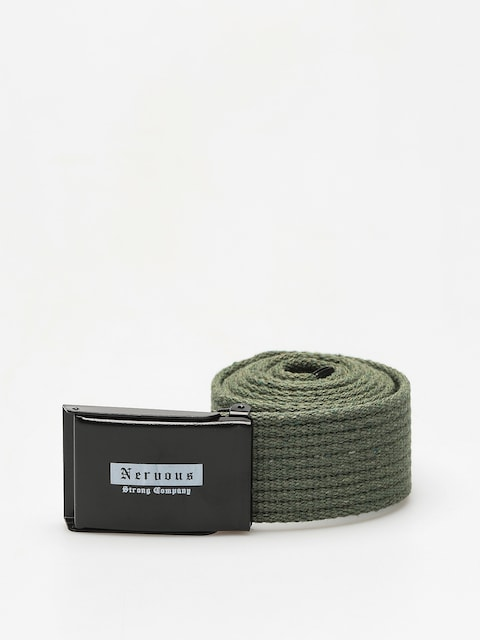 Nervous Belt Ghotic (olive)