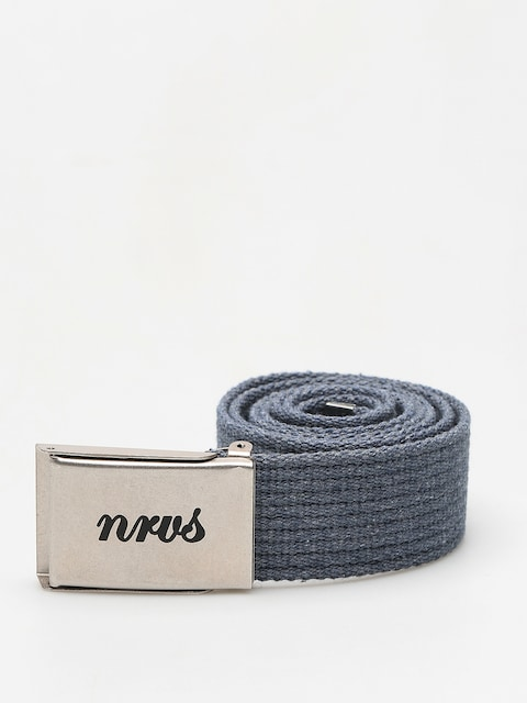 Nervous Belt Script (grey)