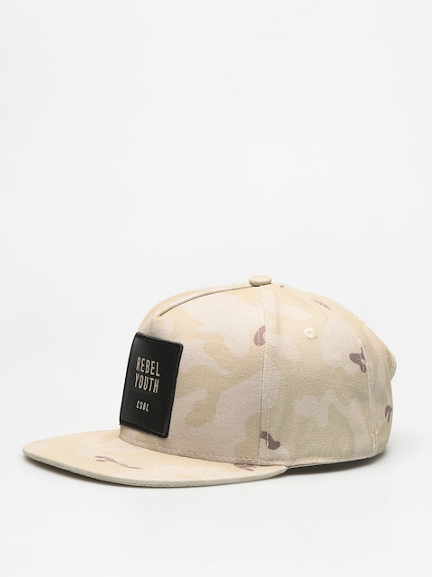 Cayler & Sons Cap Csbl Rebel Youth ZD (desert camo/black)
