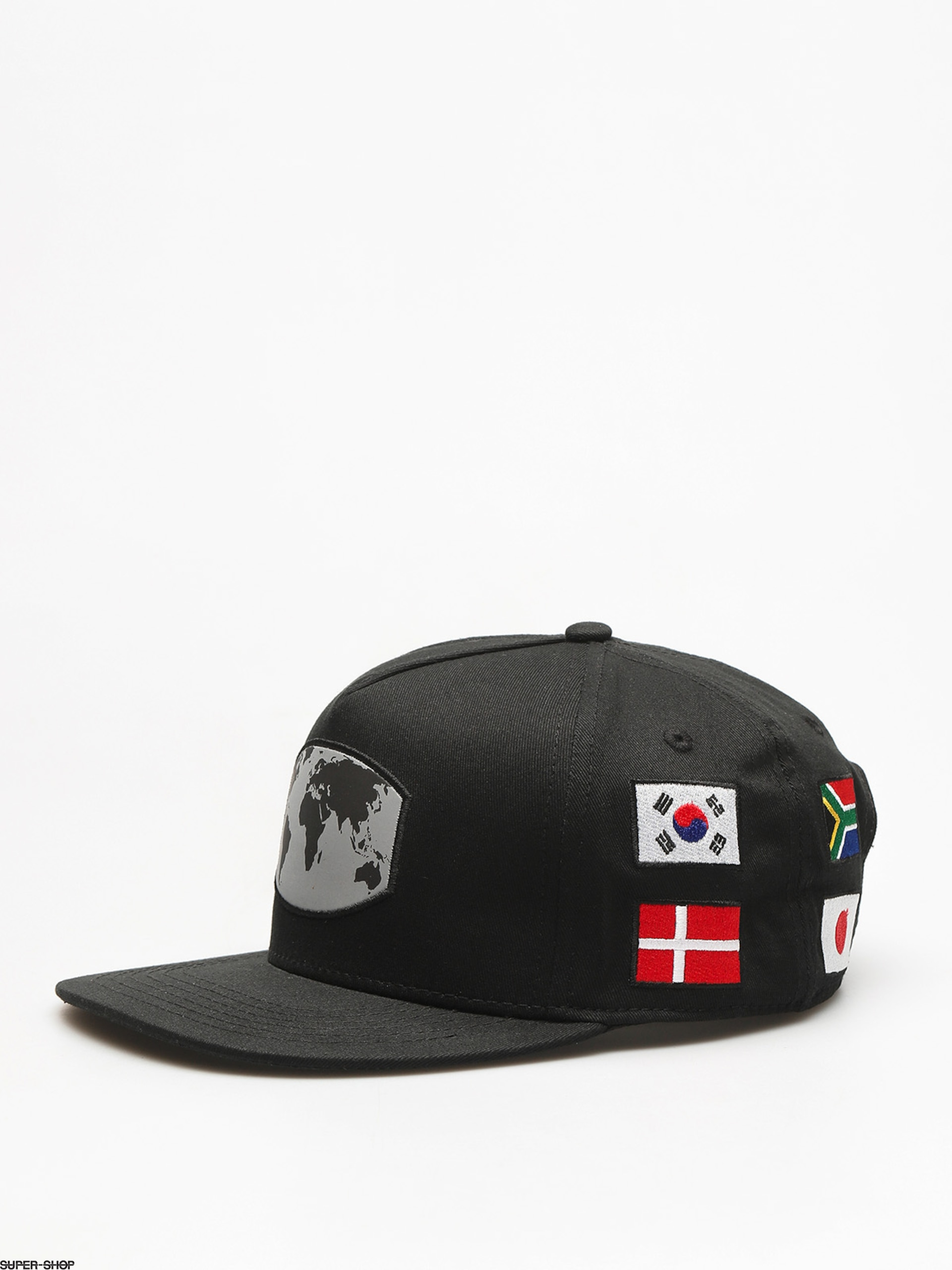 Cayler & Sons Cap Csbl Worldwide ZD (black/mc)