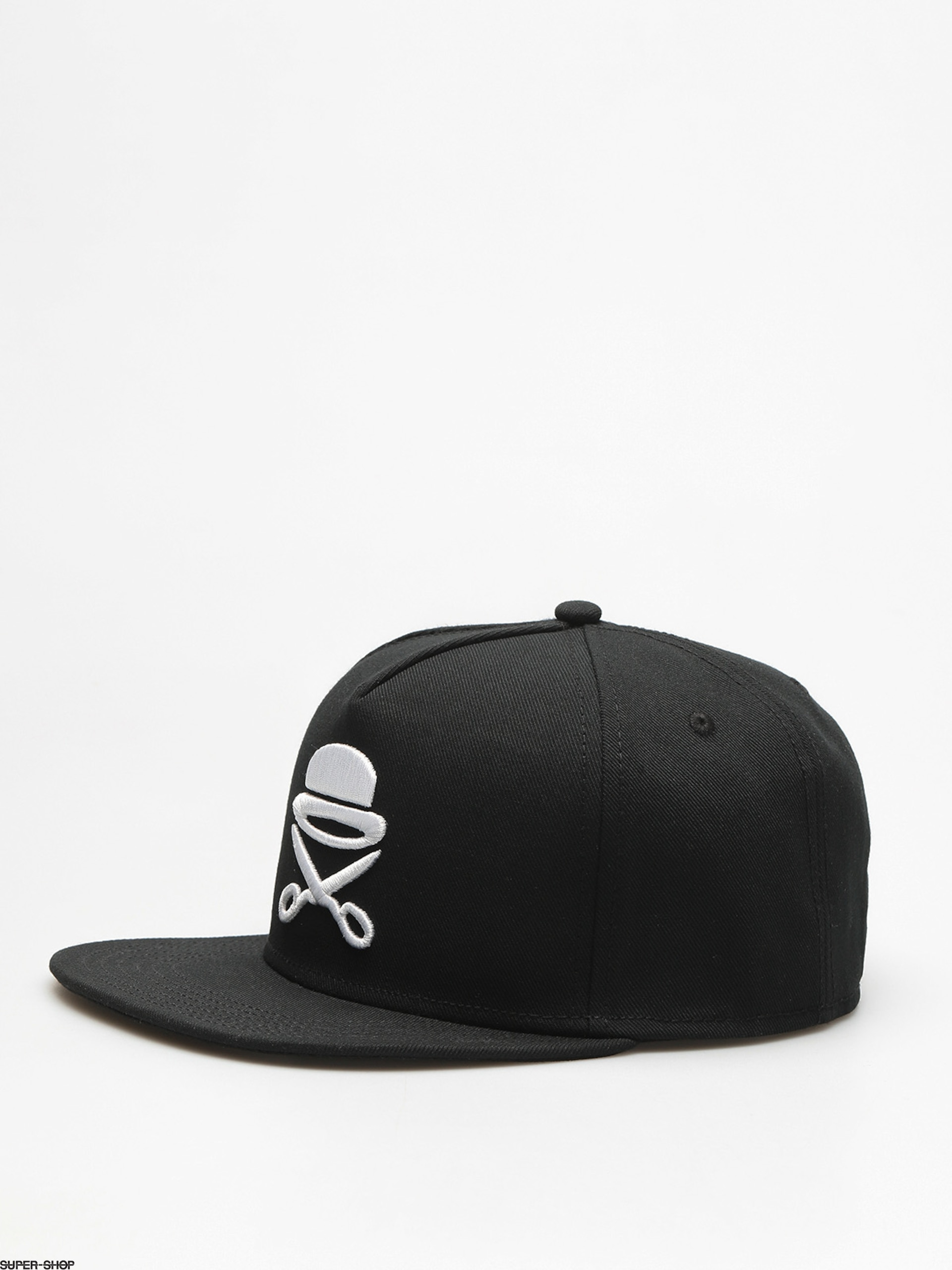 Cayler & Sons Cap Pa Icon ZD (black/white)