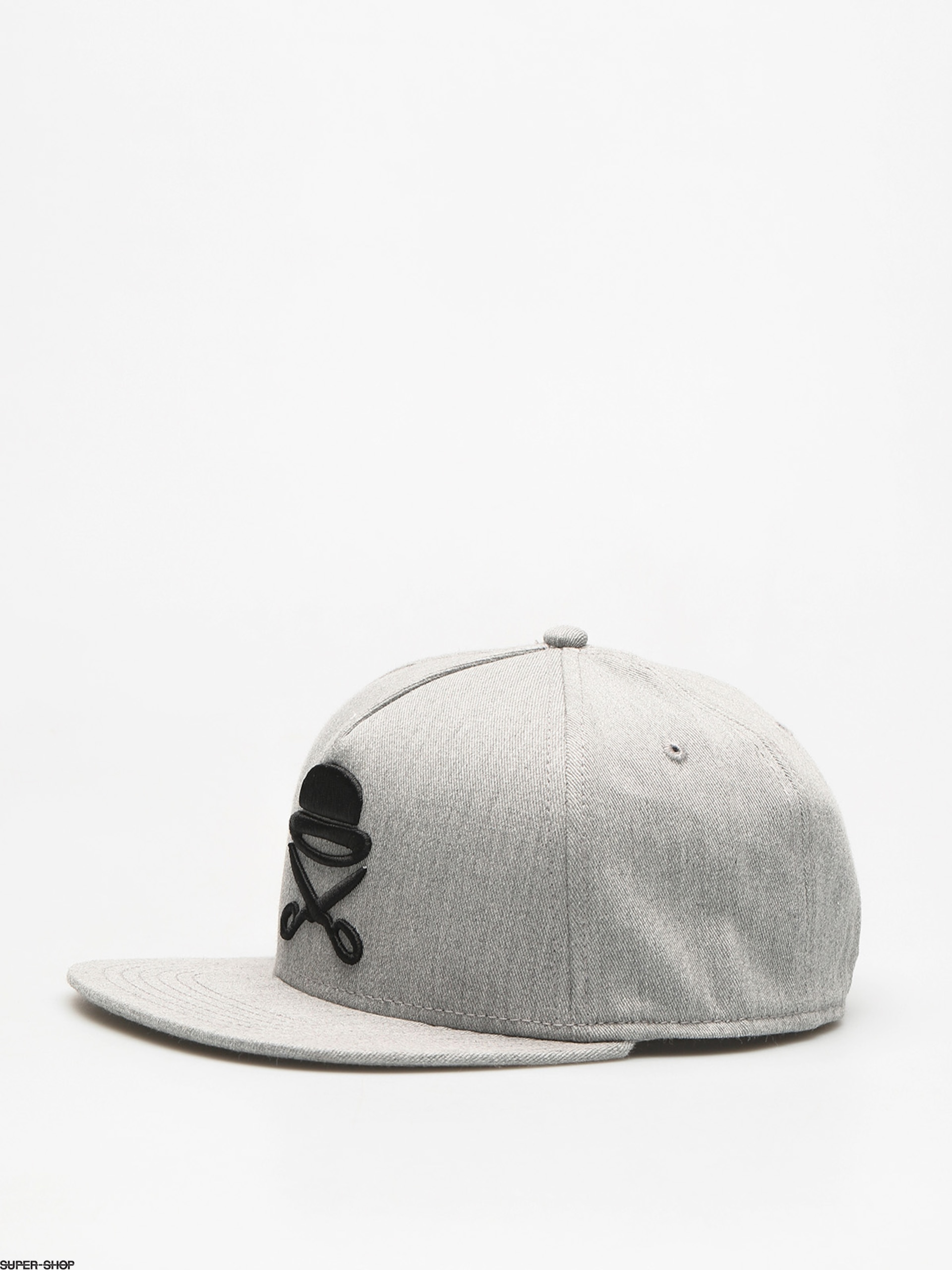 Cayler & Sons Cap Pa Icon ZD (grey/black)