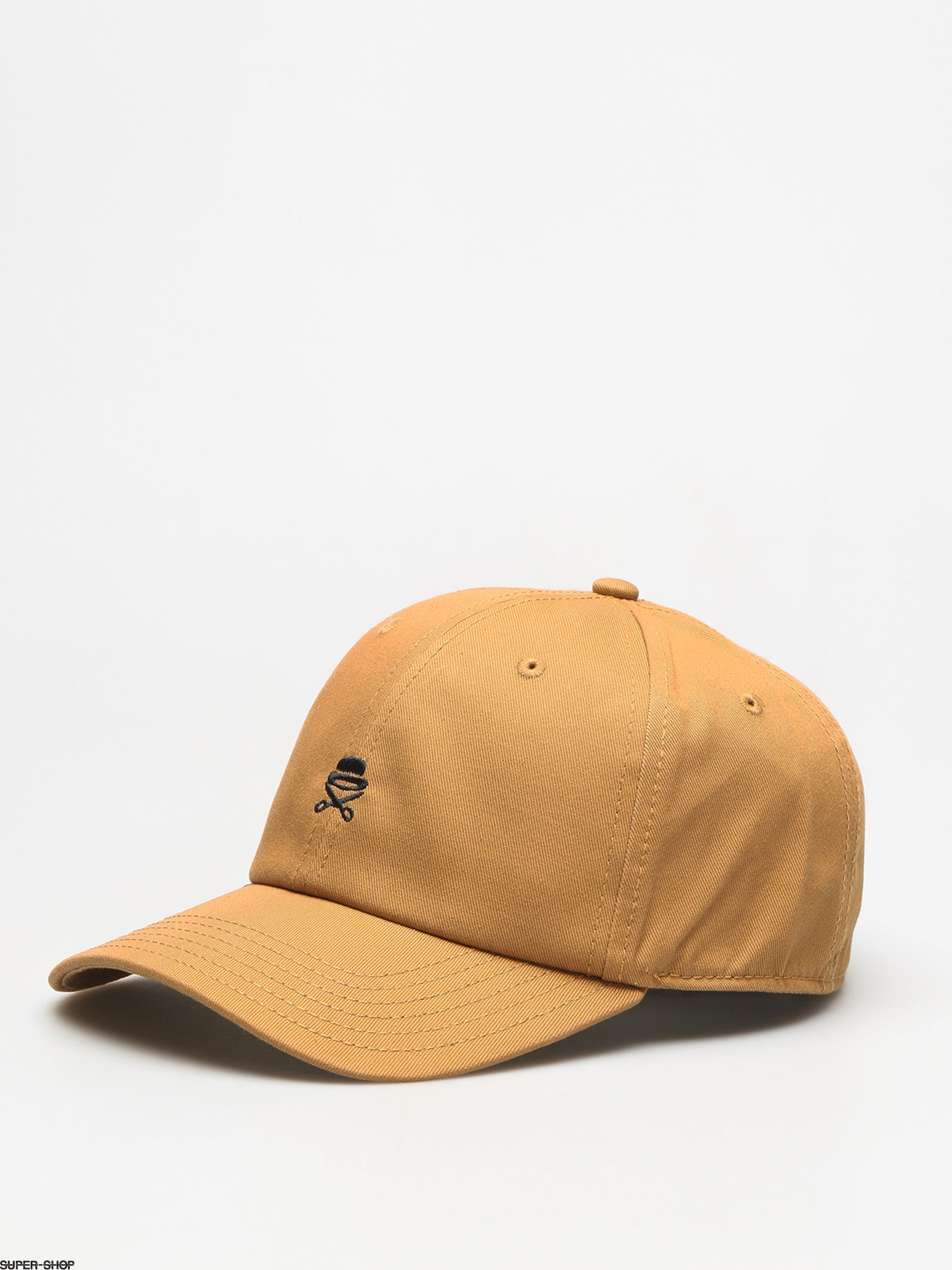 Cayler & Sons Cap Pa Small Icon Curved ZD (sand/black)