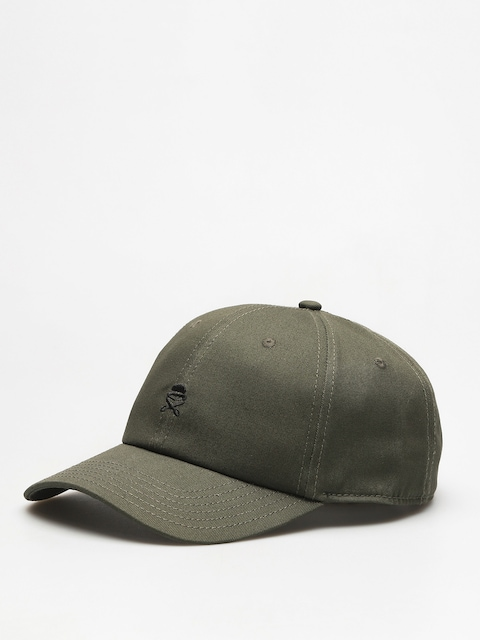 Cayler & Sons Cap Pa Small Icon Curved ZD (olive/black)