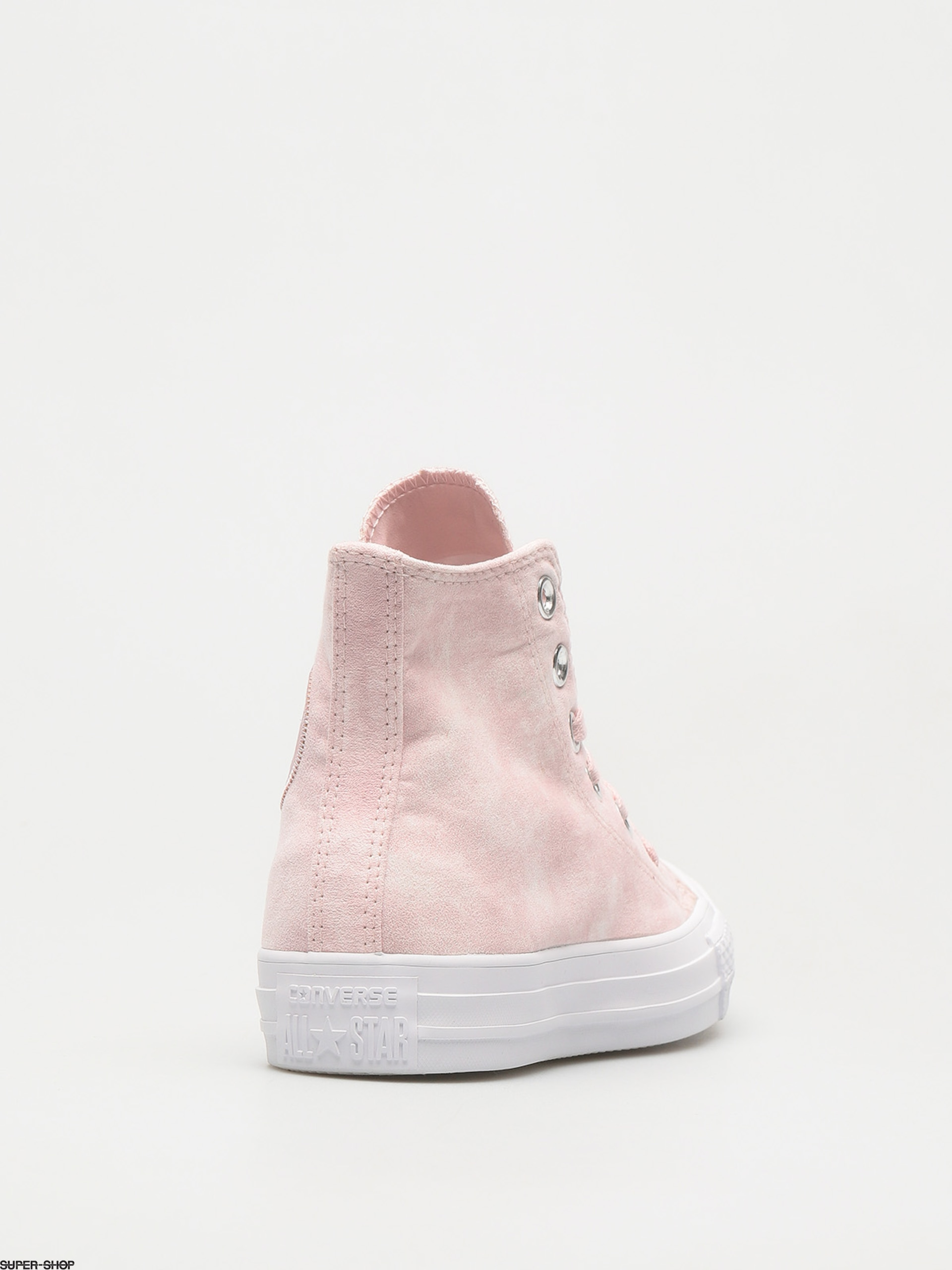 Converse Chucks Chuck Taylor All Star Hi (barely rose barely rose white) 7e3c448f8b
