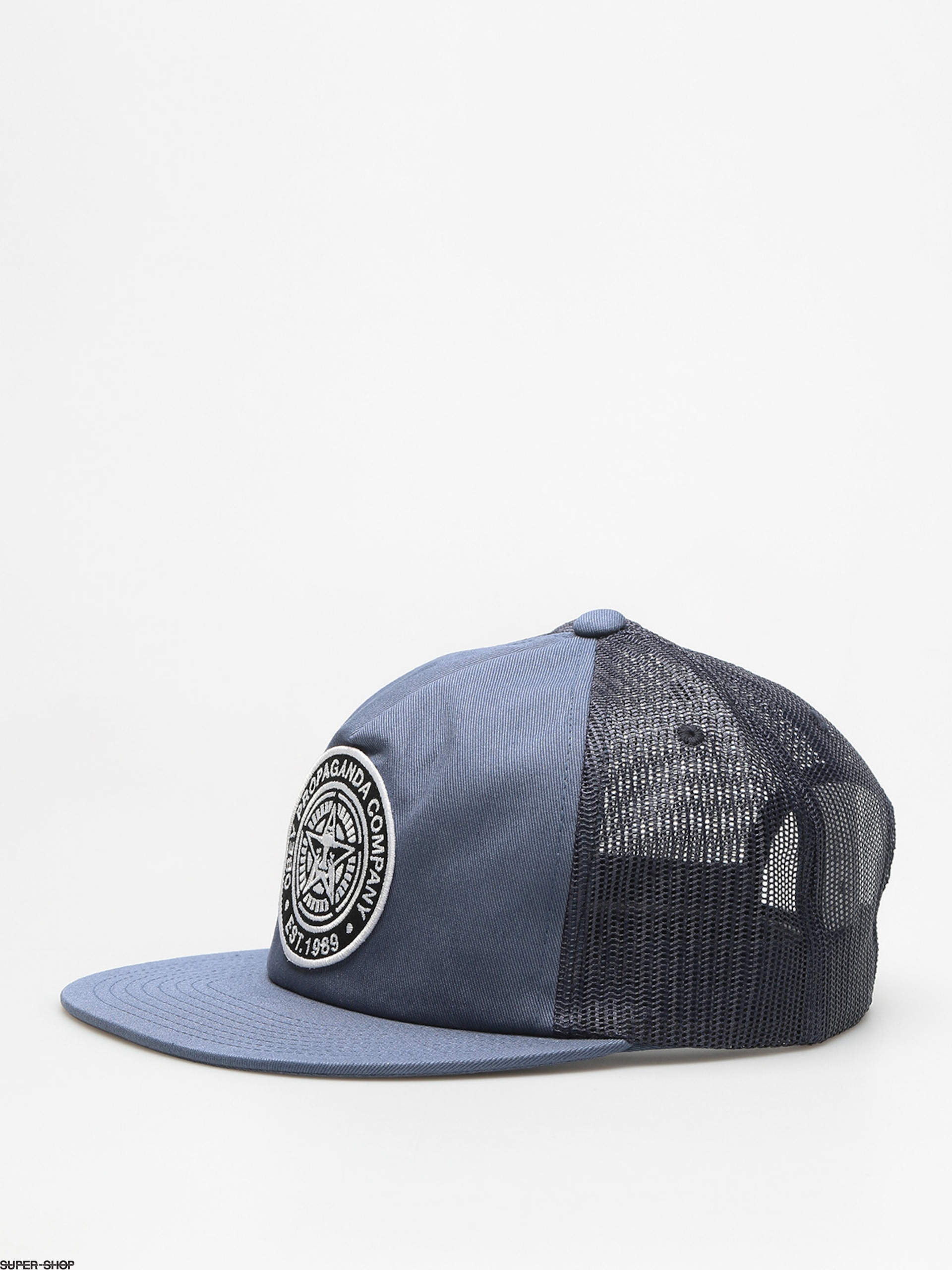 OBEY Cap Established 89 Trucker II ZD (dbl)
