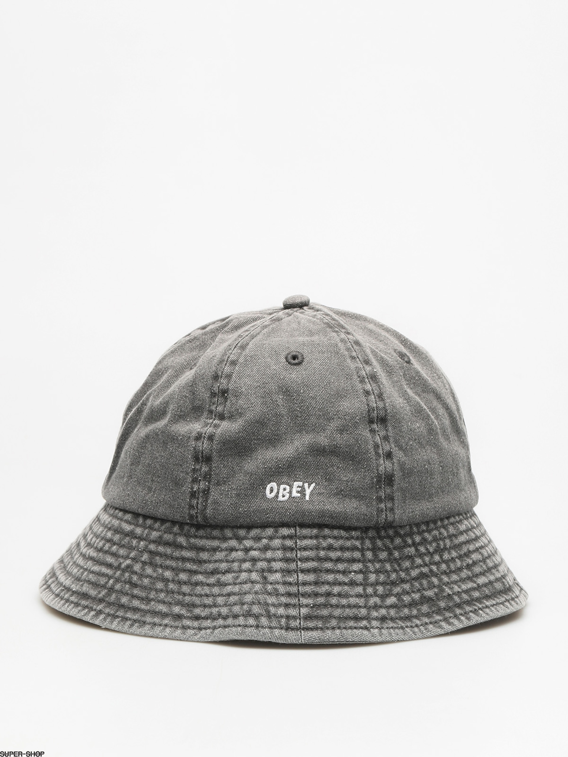 OBEY Hat Decades Bucket ZD (blk)