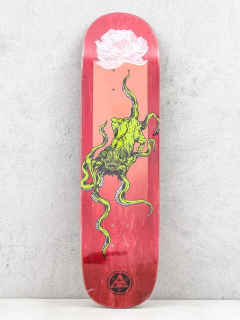 Welcome Deck Bactocat On Big Bunyip (various stains/red)