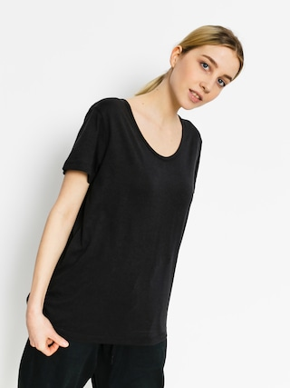 Roxy T-Shirt Just Simple Wmn (anthracite)