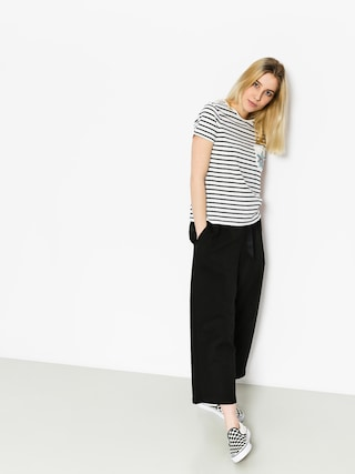 Roxy T-shirt Bahamas Cottage Wmn (anthracite basic bico stripes)