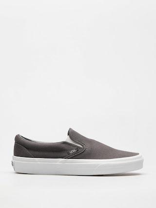 Vans Schuhe Classic Slip On (mono/canvas/asphalt)