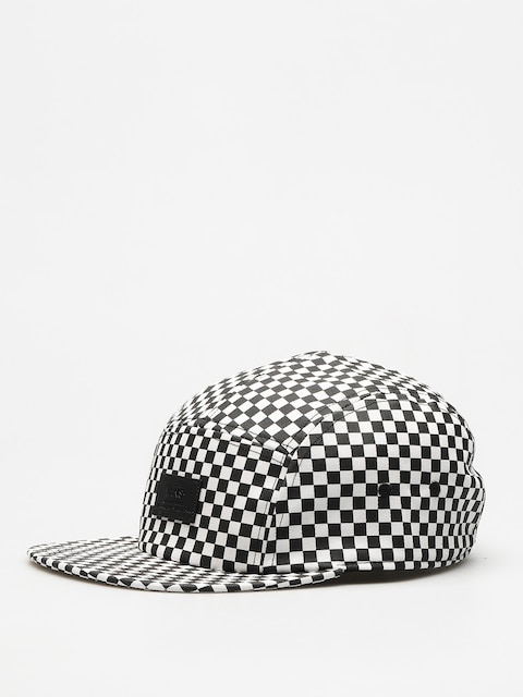 Vans Cap Davis 5 Panel ZD (black white/check)
