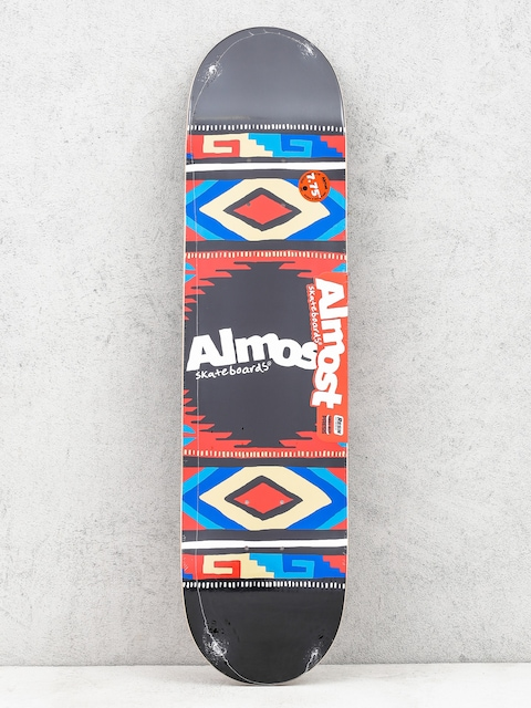 Almost Deck Aztec Blanket Hyb (black)