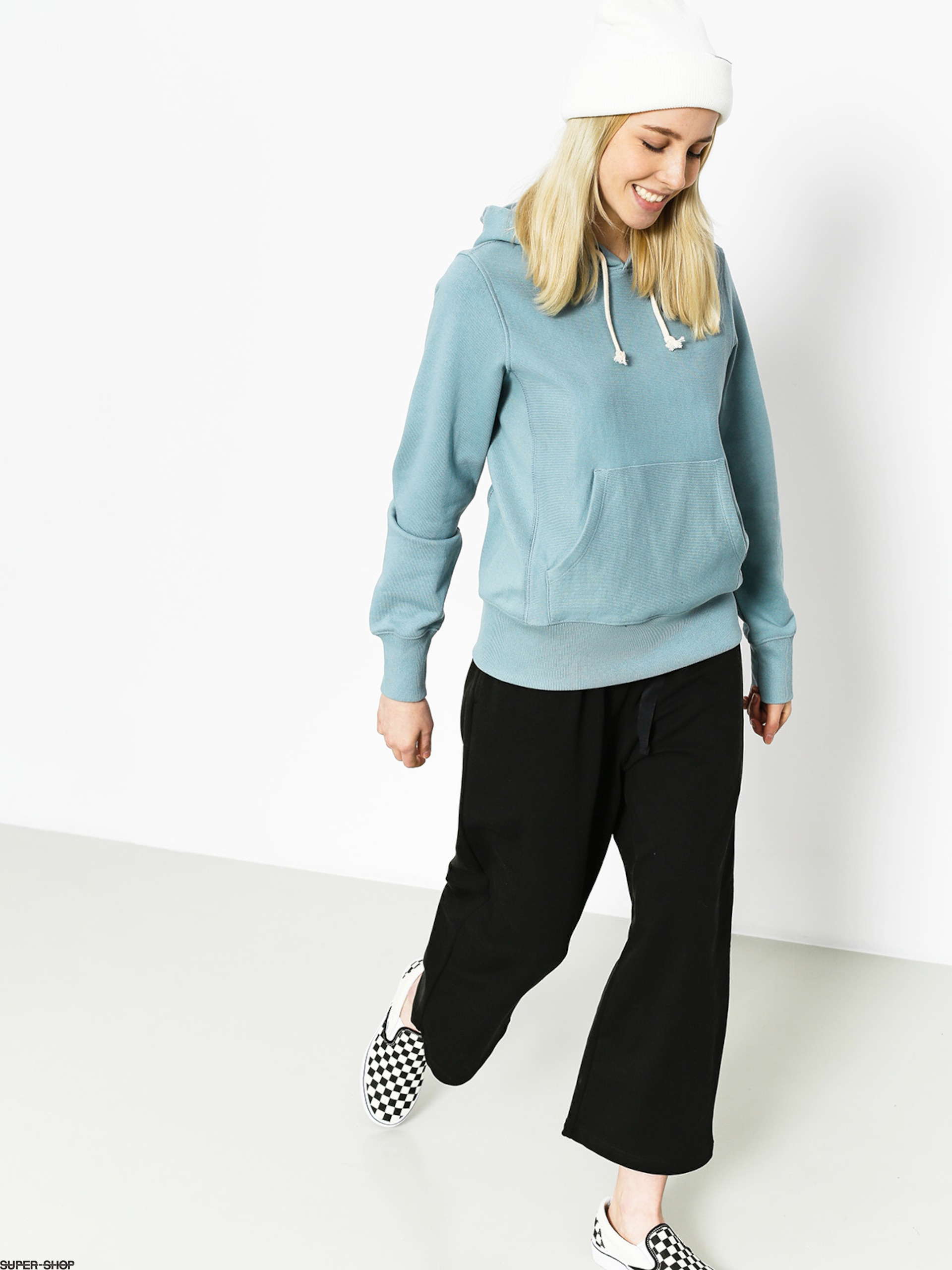 Champion Hoody Reverse Weave Hooded Sweatshirt HD Wmn (cgr)