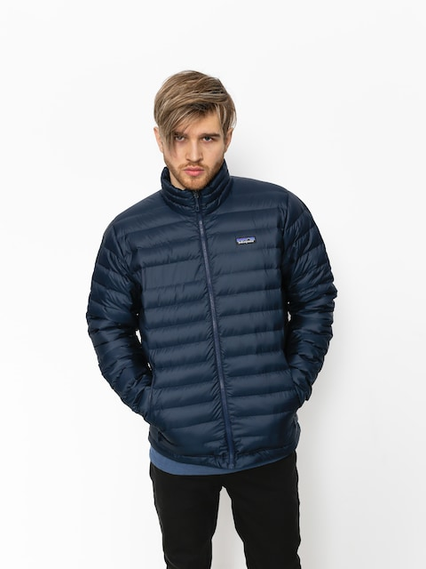 Patagonia Jacket Down Sweater (navy blue w/navy blue)