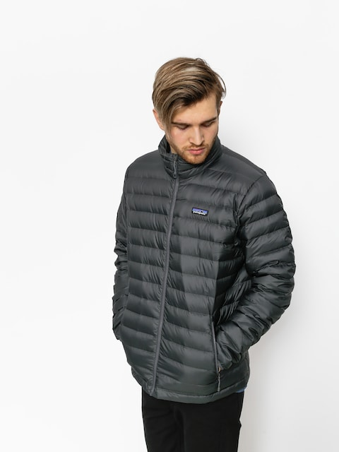 Patagonia Jacket Down Sweater (forge grey w/forge grey)