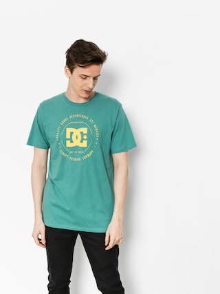 DC T-shirt Rebuilt 2 (deep sea/snapdragon)