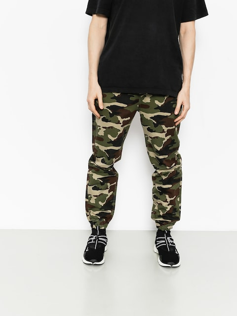 MassDnm Pants Joggers Signature (woodland camo)