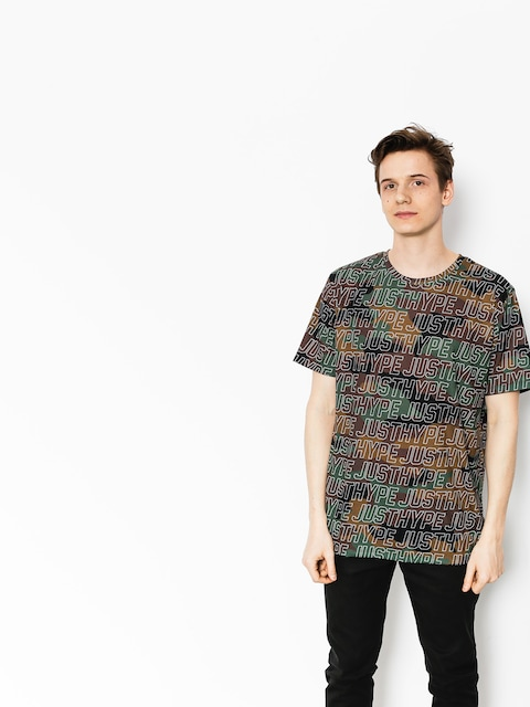 Hype T-Shirt Justhype Camo