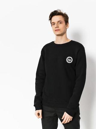 Hype Sweatshirt Crest (black)