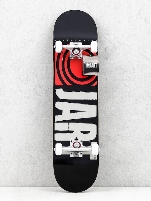 Jart Skateboard Classic (black)