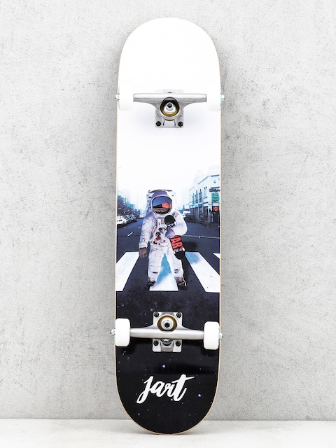 Jart Skateboard Metropolitan (white/black)