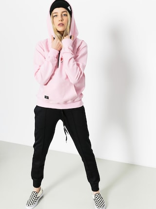 Nervous Hoody Rose HD Wmn (pink)