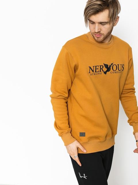 Nervous Sweatshirt Classic (mustard)
