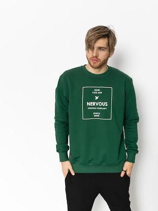 Nervous Sweatshirt Lightbox (bottle)