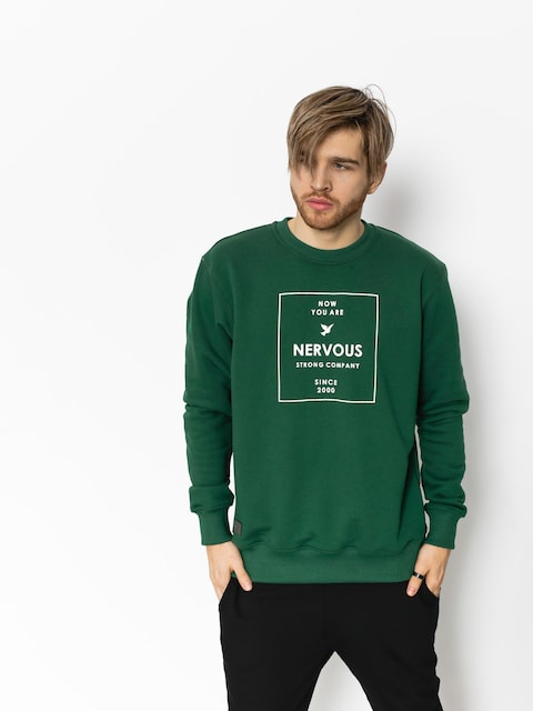 Nervous Sweatshirt Lightbox (bottle)