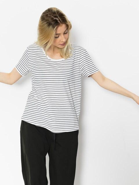 8ab6f1ed3a5250 Roxy T-shirt Just Simple Stripe Wmn
