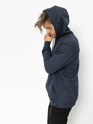 Quiksilver Hoodie Hood Embossed HD (blue nights)