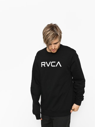 RVCA Sweatshirt Big Rvca Crew (black)