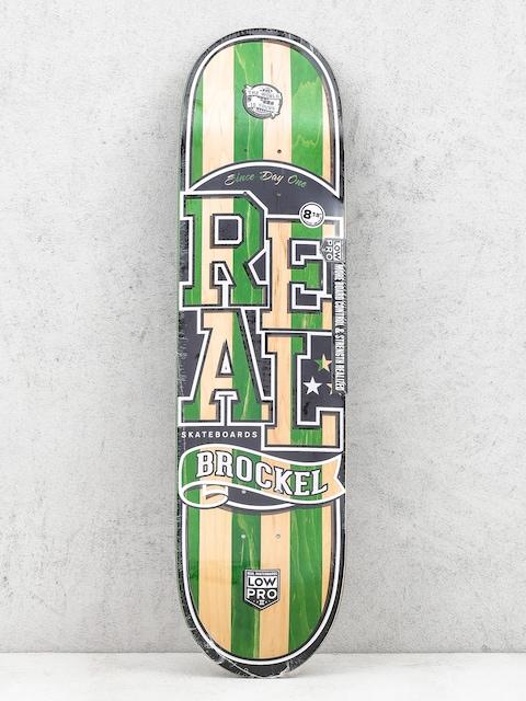 Real Deck Brockel Splc Lopro (black/green/natural)