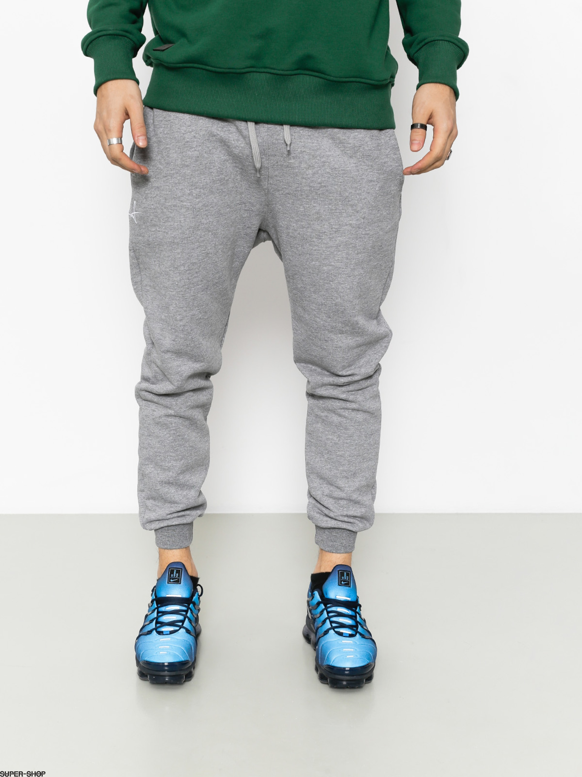 Stoprocent Pants Base Jogger Drs (grey)