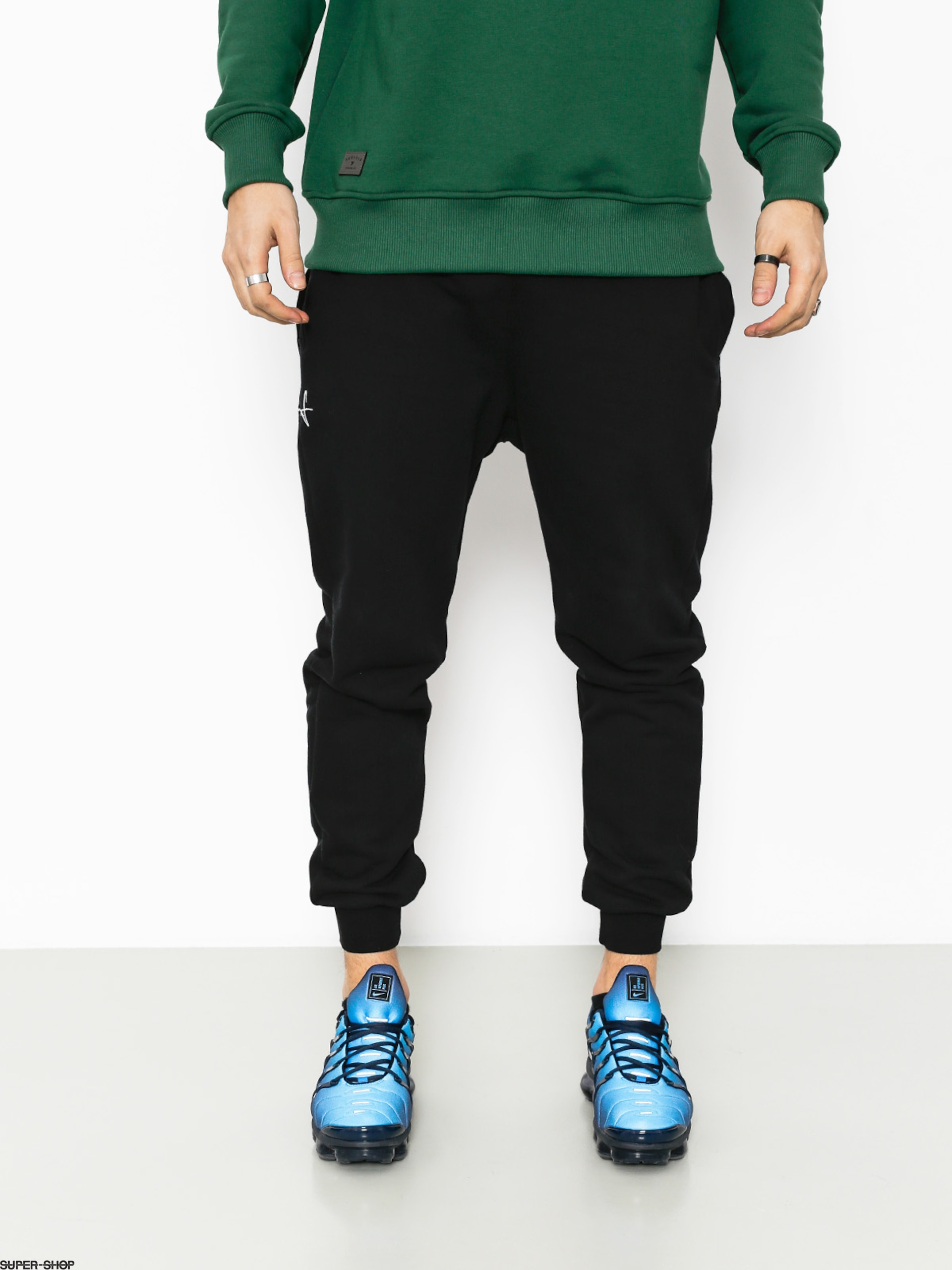 Stoprocent Pants Base Jogger Drs (black)