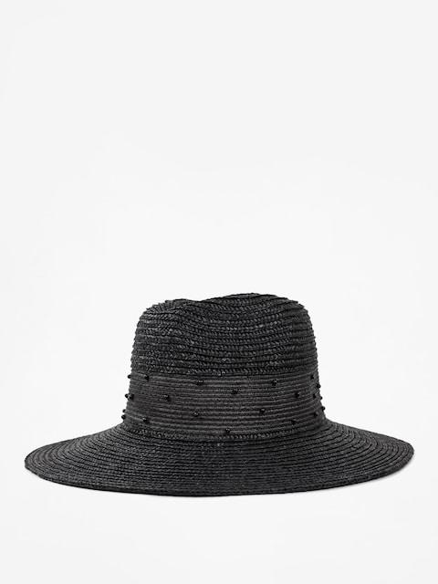 Brixton Hat Macy Fedora Wmn (black/black)