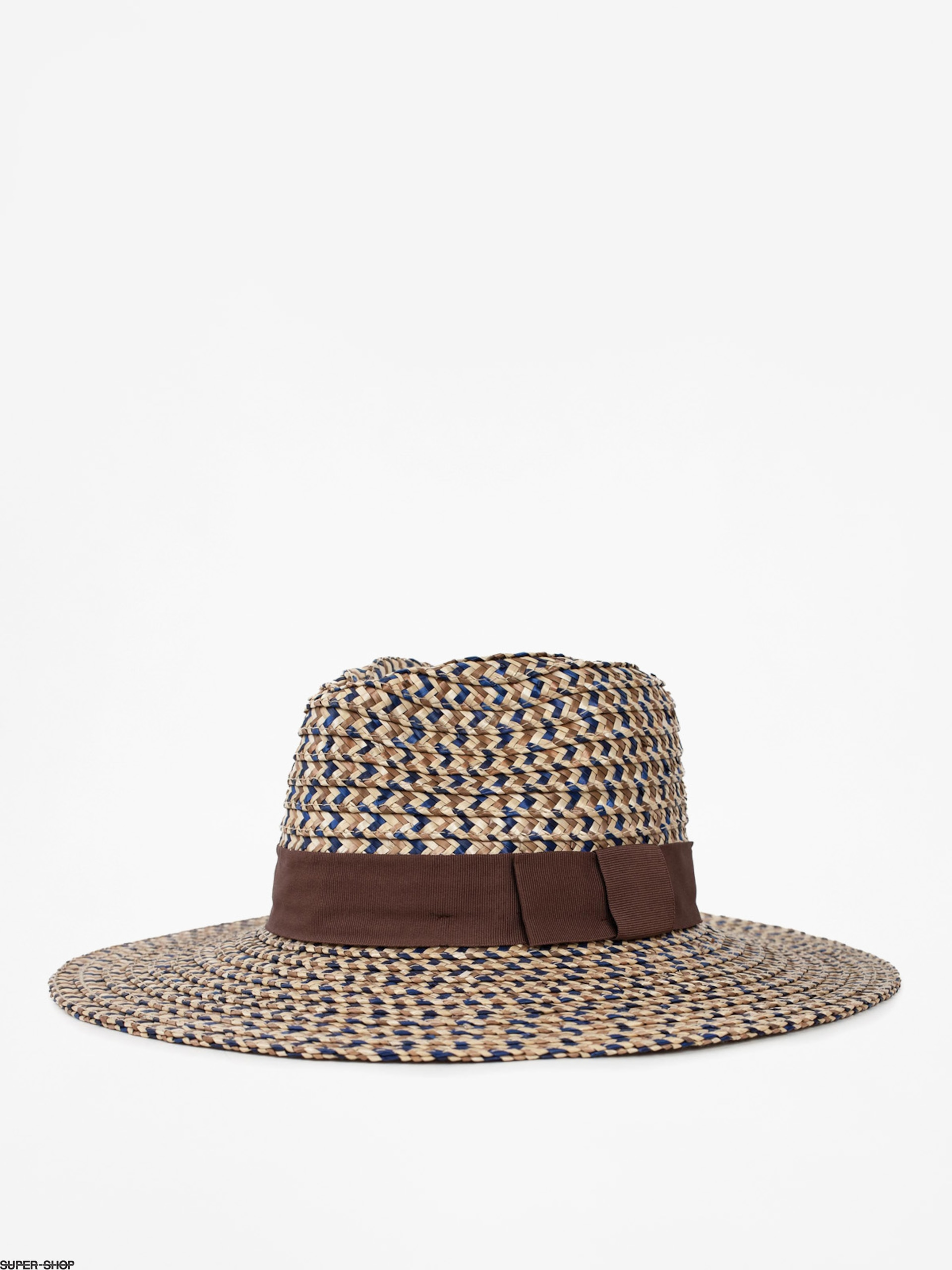 Brixton Hat Joanna Wmn (tan/brown/navy)