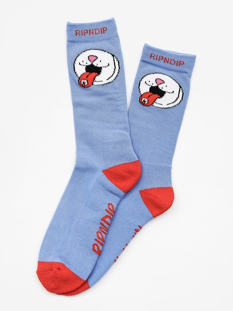 RipNDip Socks Pill (baby blue)