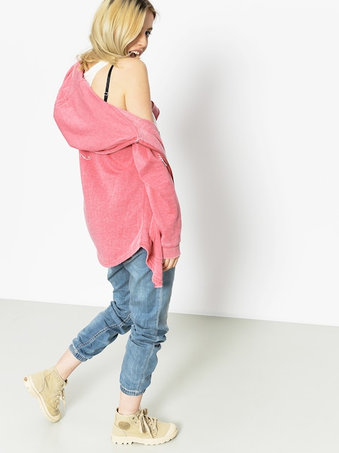 Roxy Hoodie Sunkissed Moment ZHD Wmn (rouge red)