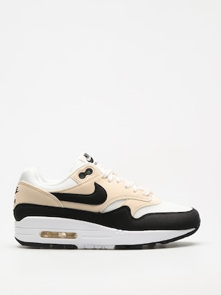 Nike Air Max 1 Shoes Wmn (sail/black fossil)