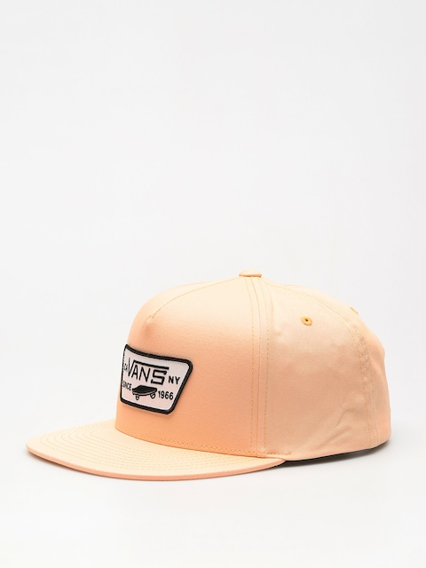 Vans Cap Full Patch Snapback ZD (apricot/ice)