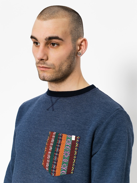 Malita Sweatshirt Pocket (navy)