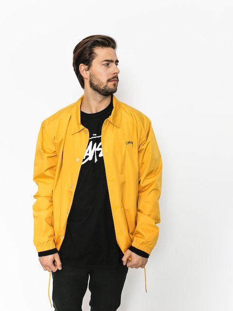 Stussy Jacket Cruize Coach (gold)