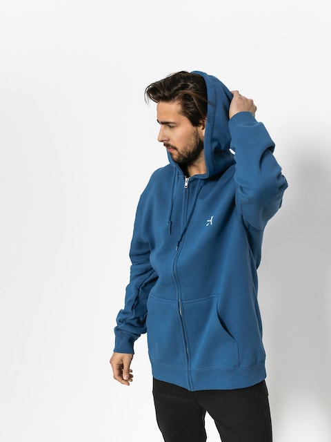Stussy Hoodie Basic ZHD (cool blue)
