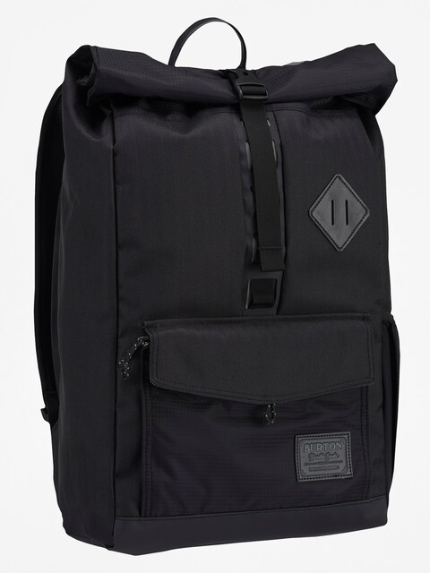 Burton Backpack Exhdrt (true blk hthr twill)